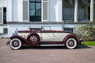 Packard 905 Twin Six coupe roadster 1932 side