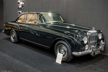 Bentley S2 Continental FHC by Mulliner 1961 fr3q