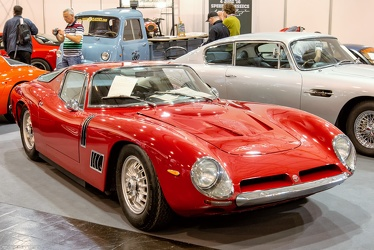 Bizzarrini GT 5300 Strada by Bertone 1967 fr3q