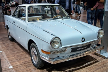 BMW 700 coupe 1963 fr3q
