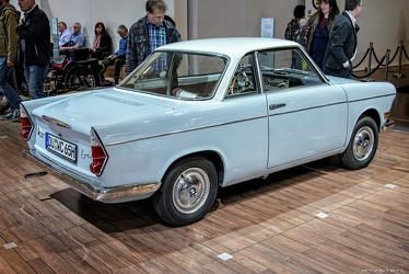 BMW 700 coupe 1963 r3q