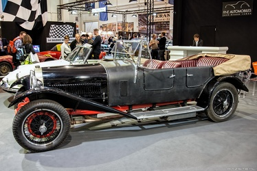 Bugatti T44 tourer by Harrington 1927 side