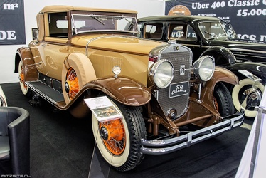Cadillac Series 341 B V8 convertible coupe by Fisher 1929 fr3q