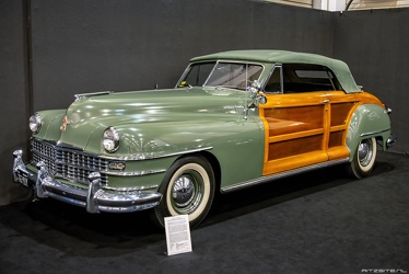 Chrysler Town & Country convertible coupe 1948 fl3q