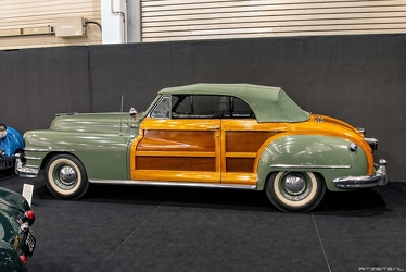 Chrysler Town & Country convertible coupe 1948 side