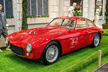 Fiat 8V berlinetta by Zagato 1954 fl3q