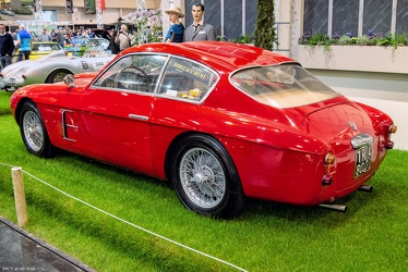 Fiat 8V berlinetta by Zagato 1954 r3q