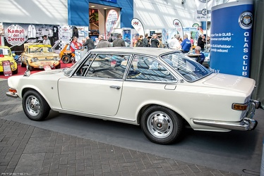 Glas BMW 3000 V8 coupe by Frua 1967 side