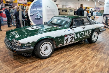 Jaguar XJ-S V12 coupe 1979 Group A TWR replica fl3q