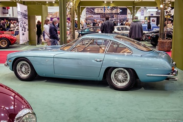 Lamborghini 350 GT by Touring 1964 side