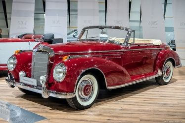 Mercedes 300 Sc roadster 1956 fl3q