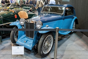 MG PA Midget Airline coupe 1935 fl3q