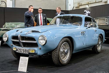 Pegaso Z102 B S2 berlinetta by Touring 1955 fl3q