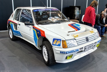 Peugeot 205 Turbo 16 Series 200 1984 fr3q