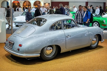 Porsche 356 1300 coupe by Reutter 1952 r3q