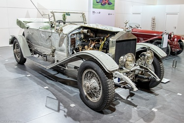 Rolls Royce 40/50 HP Silver Ghost tourer by Packard 1923 fr3q