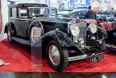 Rolls Royce Phantom II Continental sedanca by Barker 1933 fr3q