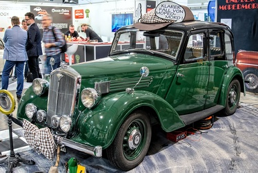 Wolseley 14/56 6-light saloon 1936 fl3q