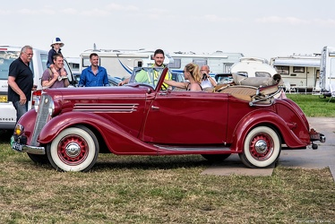 Buick Series 40 cabriolet by Kellner 1934 fl3q