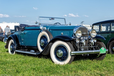 Buick Series 90 convertible coupe 1931 fr3q