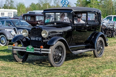 Ford Model A Tudor 1928 fl3q