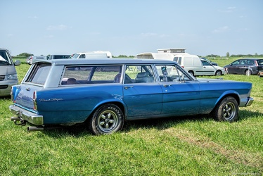 Ford Ranch Wagon 1966 r3q