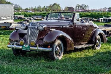 Oldsmobile L-36 convertible coupe 1936 fl3q
