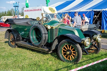 Renault Type CE double phaeton by Regency 1912 fr3q