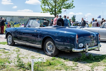 Alvis TF21 DHC by Park Ward 1966 r3q