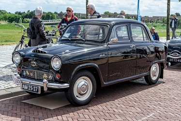 Austin A50 Cambridge 1956 fl3q