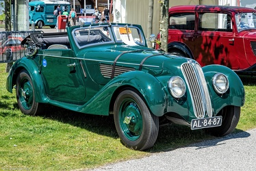 BMW 328 cabriolet by Weinberger 1937 fr3q