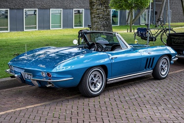Chevrolet Corvette C2 Sting Ray convertible roadster 1965 r3q
