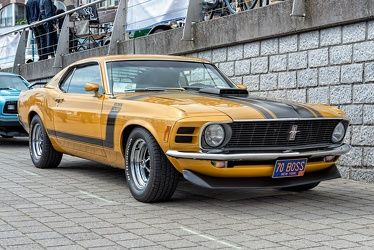 Ford Mustang S1 Boss 302 fastback coupe 1970 fr3q