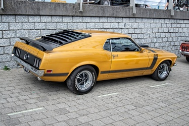 Ford Mustang S1 Boss 302 fastback coupe 1970 r3q