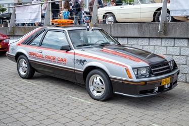 Ford Mustang S3 Indy 500 Pace Car edition hatchback coupe 1979 fr3q