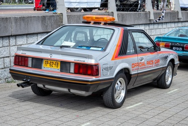 Ford Mustang S3 Indy 500 Pace Car edition hatchback coupe 1979 r3q