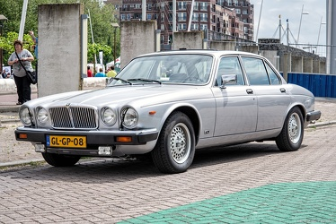 Jaguar XJ6 S3 4.2 Litre Sovereign 1986 fl3q
