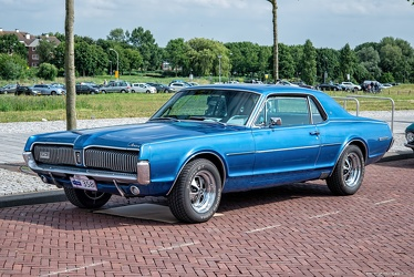 Mercury Cougar XR-7 1967 fl3q