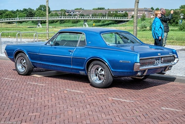 Mercury Cougar XR-7 1967 r3q