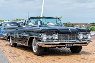 Oldsmobile Super 88 convertible coupe 1959 fr3q