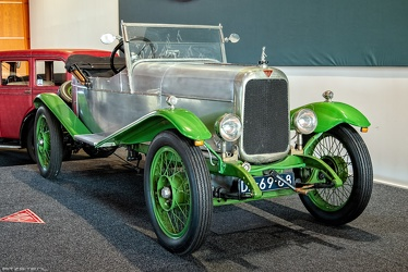 Alvis 12/40 HP Duck's Back tourer by Carbodies 1923 fr3q
