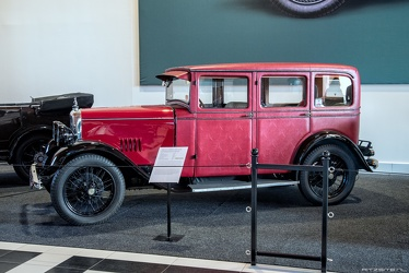 Alvis 14/75 HP TA saloon by Martin & King 1928 side