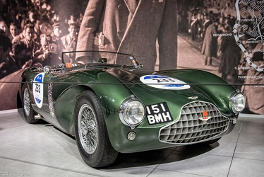 Aston Martin DB 3 team car modified 1952 fr3q