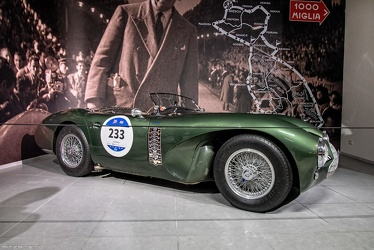 Aston Martin DB 3 team car modified 1952 side