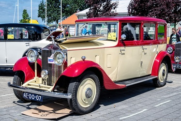 Rolls Royce 20/25 HP 6-light saloon 1932 fl3q