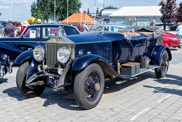 Rolls Royce Phantom I open tourer by Barker 1928 fl3q