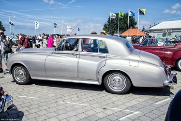 Rolls Royce Silver Cloud II 1960 side