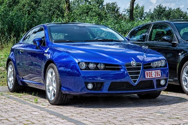 Alfa Romeo Brera by ItalDesign 2008 fr3q