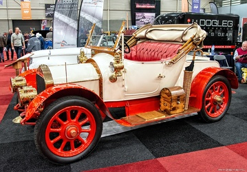Armstrong Whitworth 15/20 HP Clifton 2-seater 1912 side