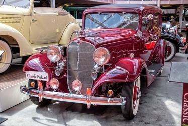 Buick Series 50 4-door sedan 1933 fl3q